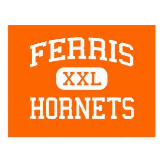 Ferris - bålgetingar - junior - Ferris Texas Vykort