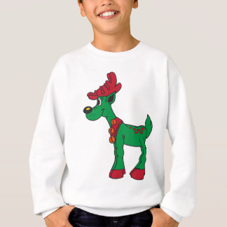 Festlig ren - helgdagt-skjortor tee shirts