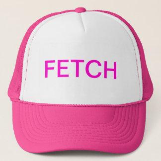 """""""FETCH"""" Snapback Keps"""