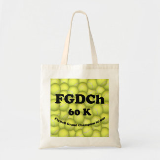 FGDCh 60K, Flyball den ledar- mästare 60K CTC Tygkasse