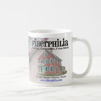 Fiberphilia 15oz kaffemugg #1