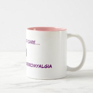 Fibromyagia kaffemugg