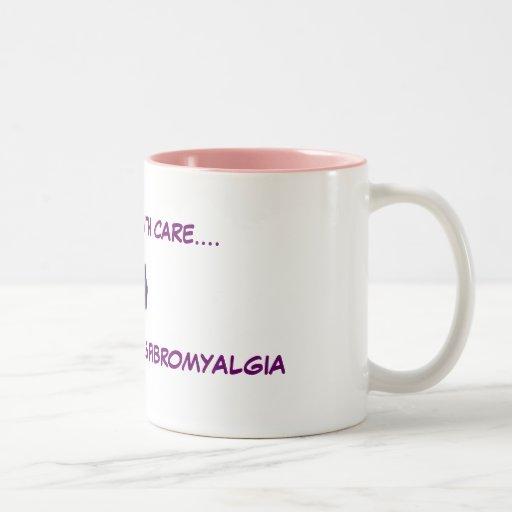 Fibromyagia kaffemugg muggar