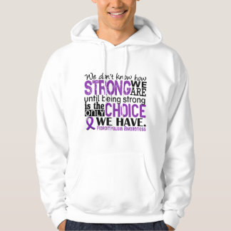 Fibromyalgia hur starkt vi är sweatshirt