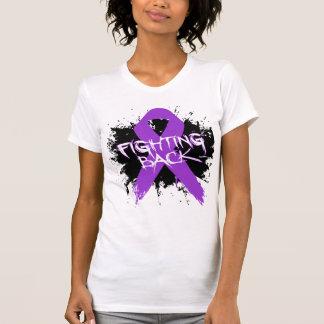 Fibromyalgia - stridighetbaksida t-shirts