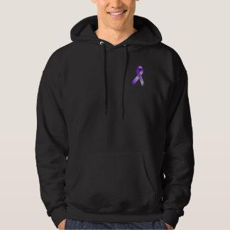 Fibromyalgiahoodie Sweatshirt Med Luva