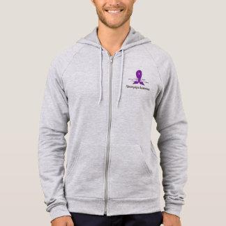 Fibromyalgiamedvetenhetsvanar av hopp sweatshirt