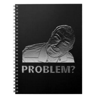 Fick ett problem? anteckningsbok