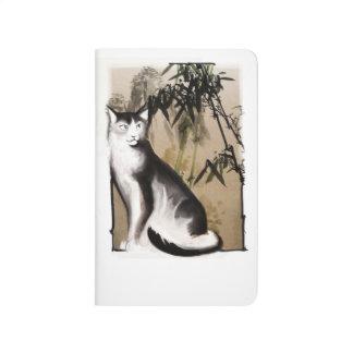 Fick- journal för kinesisk katt