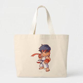Fick- kämpe Ryu Jumbo Tygkasse