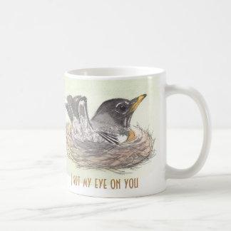 Fick mitt öga på dig kaffemugg