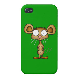 Fick- mus iPhone 4 cover
