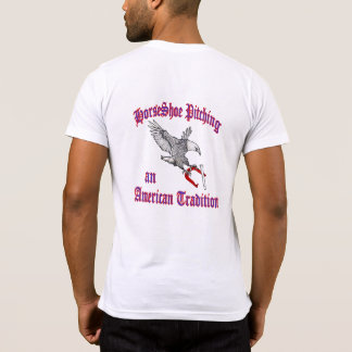 Fick- T-tröja för amerikandräkt T Shirt