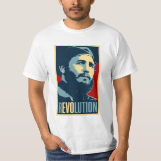 Fidel Castro Tshirts