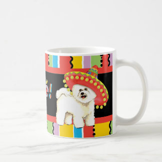 Fiesta Bichon Kaffemugg