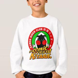 Fiesta för tecknad för Kamen ryttareklubb Tshirts