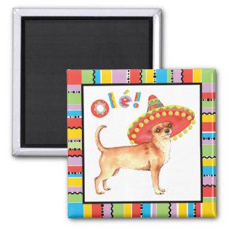 FiestaChihuahua Magnet