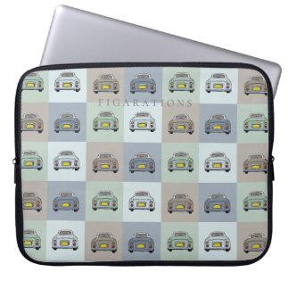 Figarations mång- Figaro billaptop sleeve