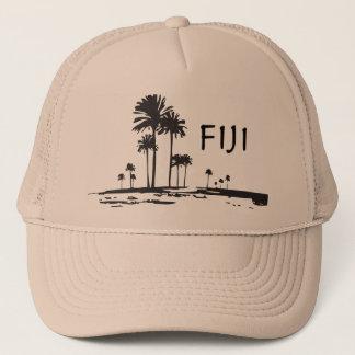 Fiji - grafiska palmträd keps