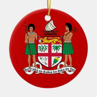 FIJI*-julprydnad Julgransprydnad Keramik
