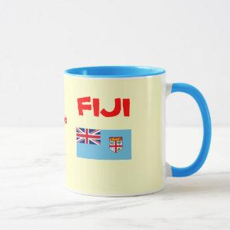 Fiji* keramisk kaffemugg