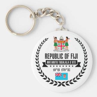 Fiji Rund Nyckelring