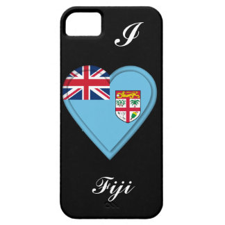 Fijiansk Fijianflagga iPhone 5 Case-Mate Cases