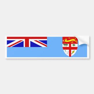 Fijiansk flagga bildekal