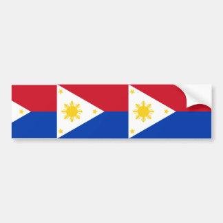 Filippinerna Philippines Bildekal