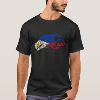 Filippinsk pridedrake t shirt