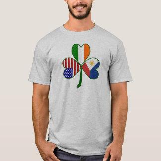 Filippinsk Shamrock T Shirts