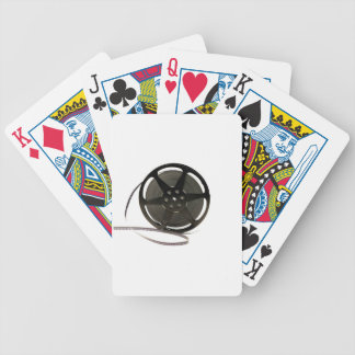 Filma rullen spelkort