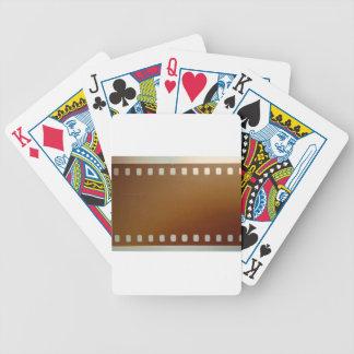 Filma rullfärg spelkort