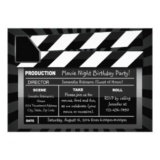 Filmapplåden stiger ombord beställnings- partyinbj
