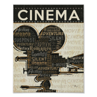 Filmkamerarulle Poster