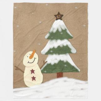 Filt för Counrty julgranull