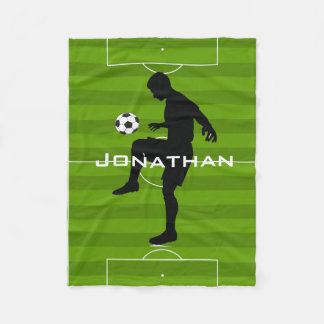 Filt för fotbolldesignull