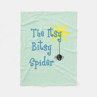 Filt för Itsy Bitsy spindelull