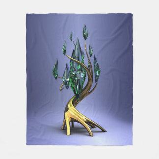 Filt för smaragdträdull