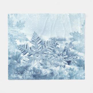 Filt för Snowflakekristallull
