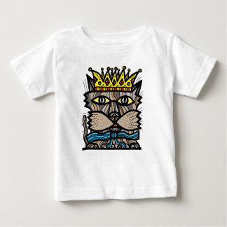 """Fin Jersey """"för royalty"""" baby T-tröja Tshirts"""