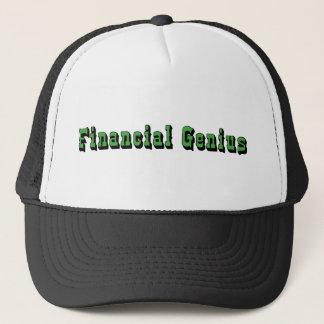 Finansiellt snille keps