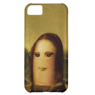 Finger Mona Lisa iPhone 5C Fodral