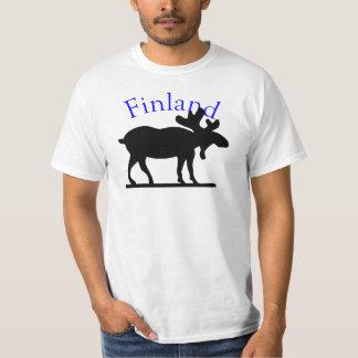 Finland älgskjorta t shirts