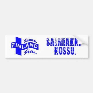 Finland bildekal