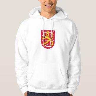 finland emblem munkjacka
