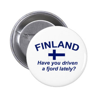 Finland Fjord Pins