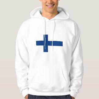 Finland flagga FI Munkjacka