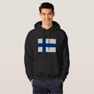 Finland flagga munkjacka
