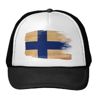 Finland flaggatruckerkeps keps